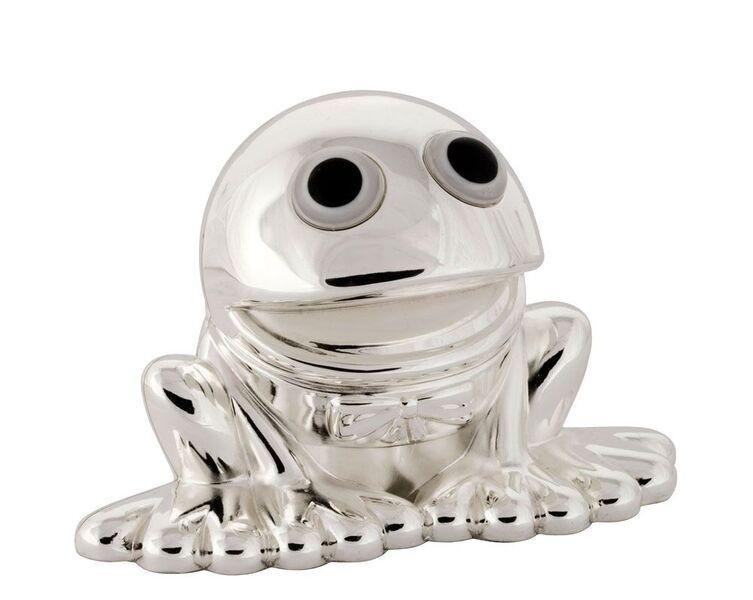 NOA - Sølvplet Sparebøsse Kaj