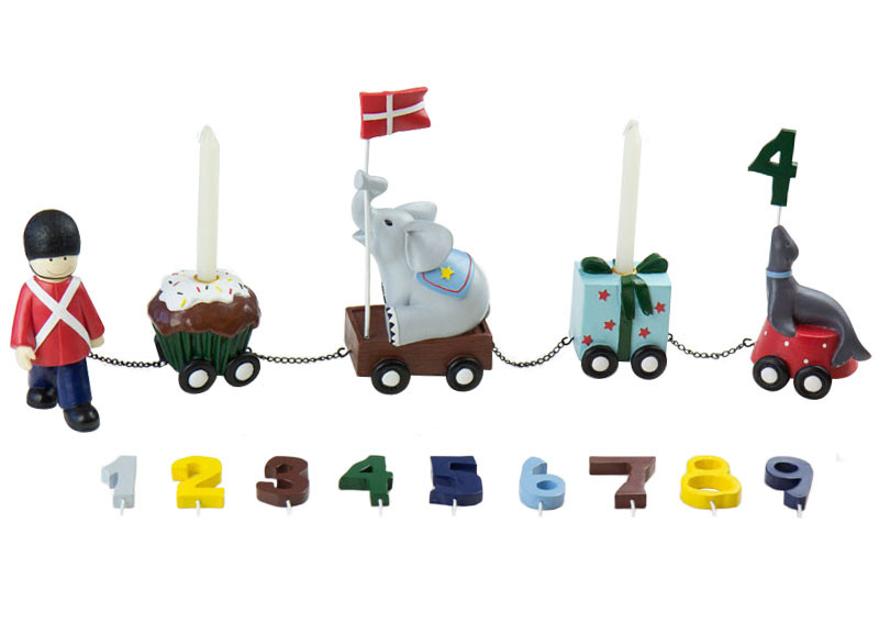 Kids by Friis - Garder Fødselsdagstog
