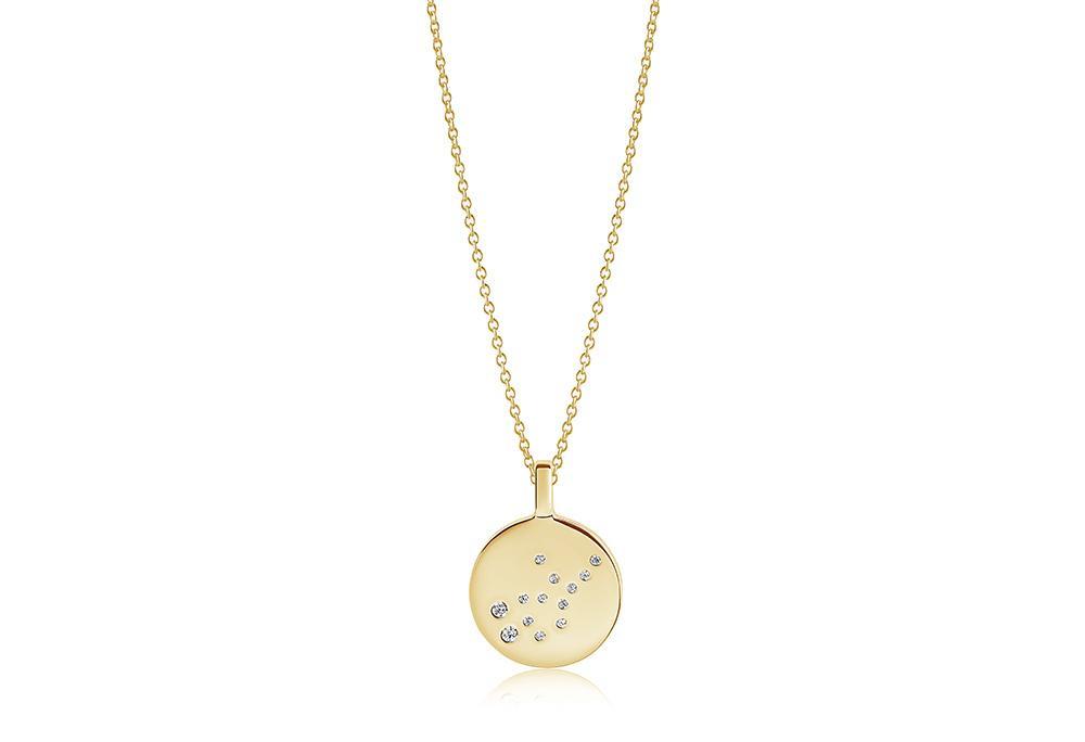 Zodiaco Necklace - Virgo