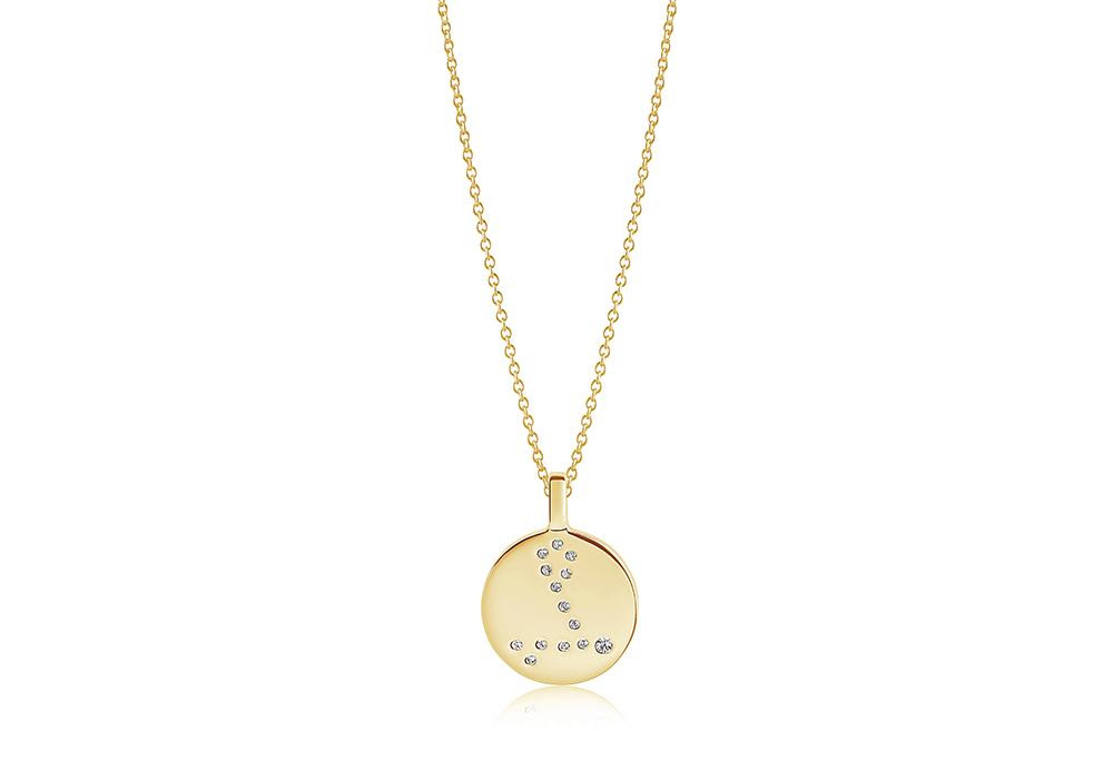 Zodiaco Necklace - Pisces
