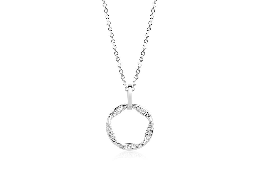 Cetara Piccolo Necklace - Sølv