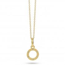 Wheel Necklace