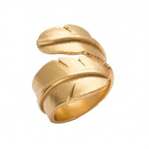 Feather Ring Wide