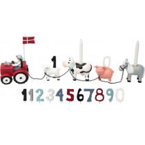 Kids By Friis - Bondegårds fødselsdagstog