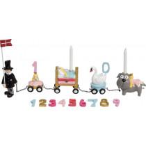 Kids By Friis - H.C Andersen fødselsdagstog/pige