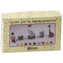 Kids By Friis - Lys til fødselsdagstogene