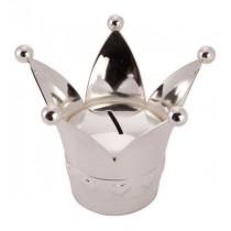NOA - Sølvplet Sparebøsse Prinsessekrone