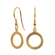 Nordahl Jewellery - CIRCLE Ørehænger