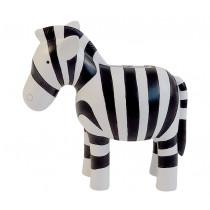 Kids By Friis - Sparebøsse Zebra