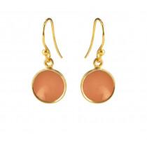 Earrings With Moonestone
