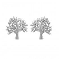 byBiehl Ørestikkere - Tree of Life - Sølv