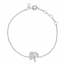 byBiehl Armbånd - Tree of Life - Sølv