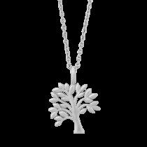 byBiehl Halskæde - Tree of Life - Sølv