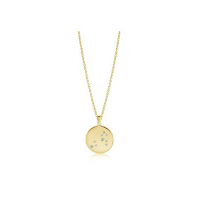 Zodiaco Necklace - Leo