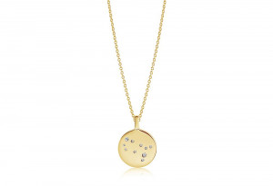 Zodiaco Necklace - Gemini