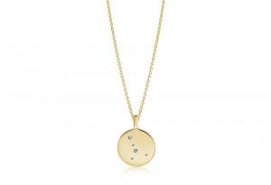 Zodiaco Necklace - Cancer