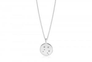 Zodiaco Necklace - Libra