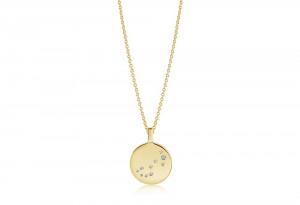 Zodiaco Necklace - Scorpio