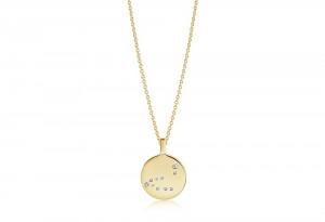 Zodiaco Necklace - Capricorn