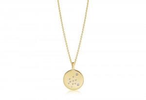 Zodiaco Necklace - Aquarius
