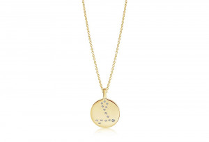 Zodiaco Necklace - Pisces